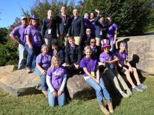 Parkwood Farms Equestrians and Volunteers - 2016