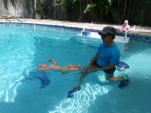 Survival Swim Scholarship Program Brevard County 1st Quarter 2019 project