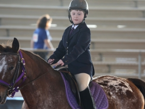Molly & Braxton State Horse Show - 2014