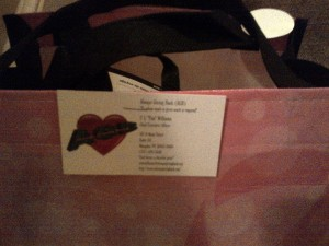 Blessings Bags to the Elderly and Shut In I project